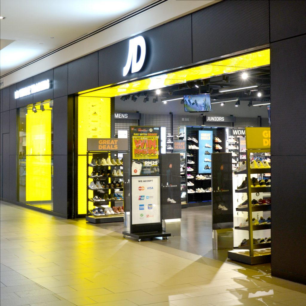 JD King of Trainers - Setia City Mall